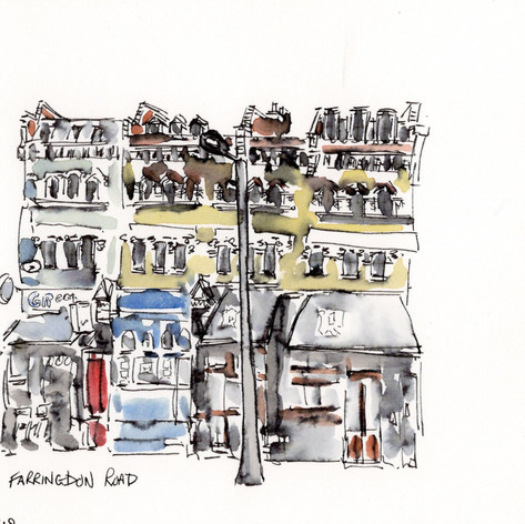 Farringdon Road