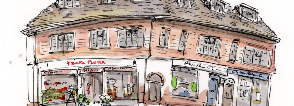 EG22 The Flower Shop