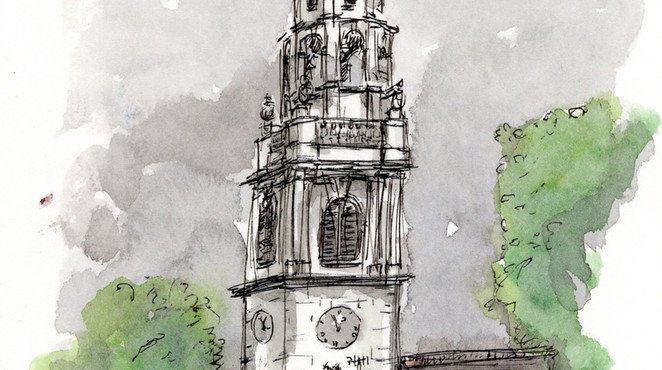 Lon018 St James CHurch Clerkenwell
