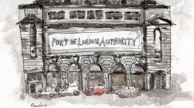 Lon012 Port of London Authority