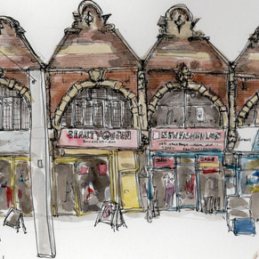 West Croydon shops