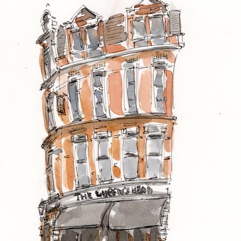 Queens Head Clerkenwell