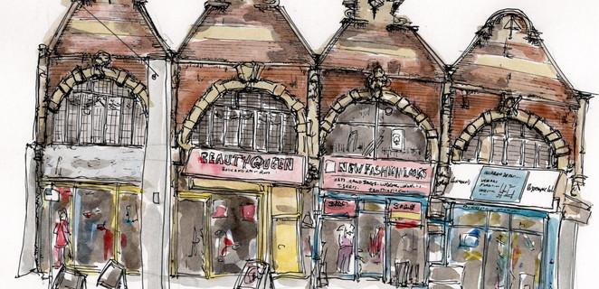 CR003 West Croydon Shops
