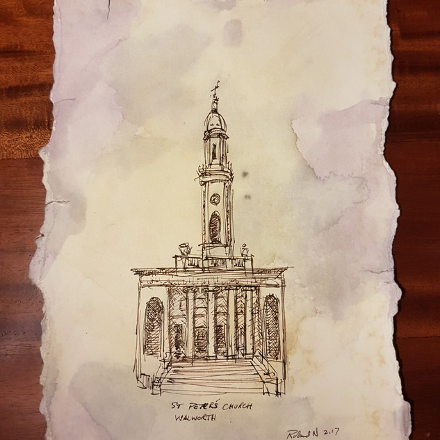 St Peters Church Walworth