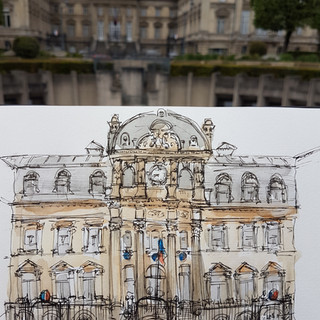 Lille Government Building