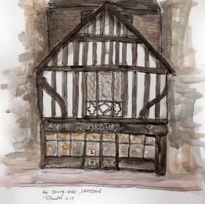 Old Music Shop