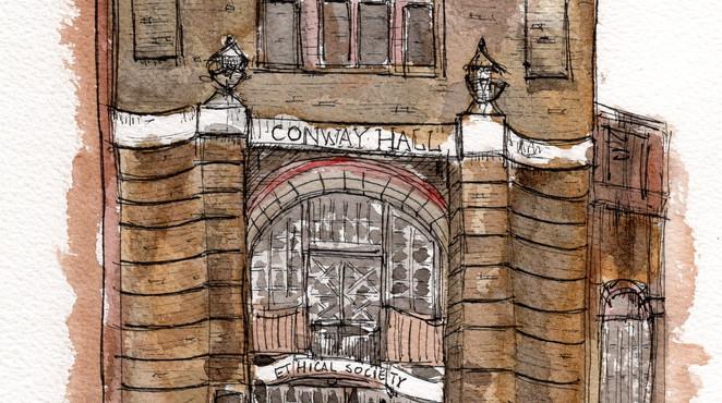 Lon003 Conway Hall