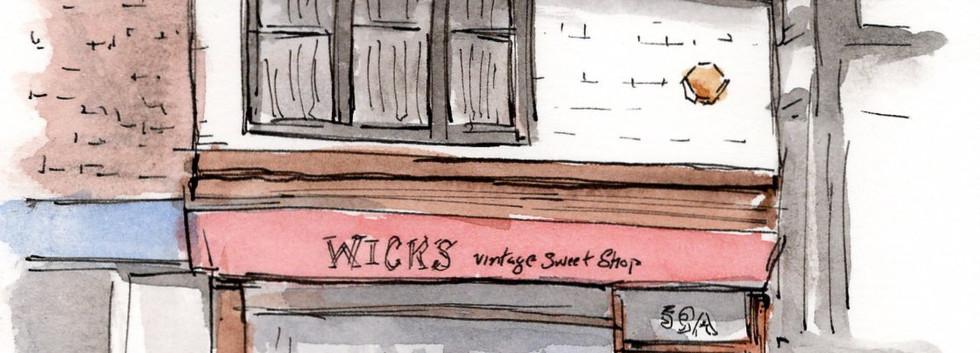 EG018 The Sweet Shop