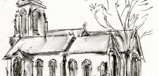 CR009 St Peters Church