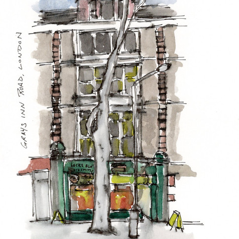 Lock Shop Grays Inn Road