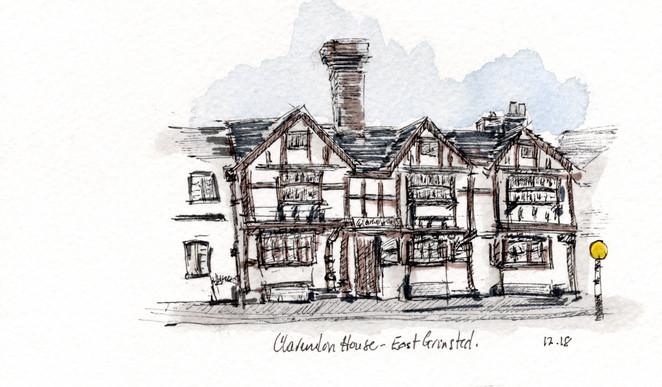 EG006 Clarenden House