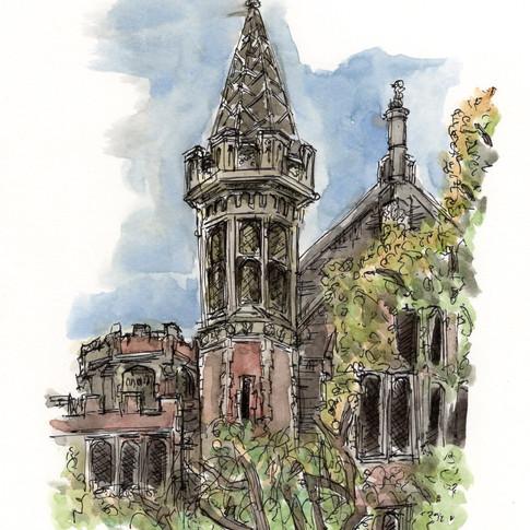 Lincolns Inn Fields Tower