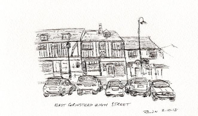 EG016 High Street