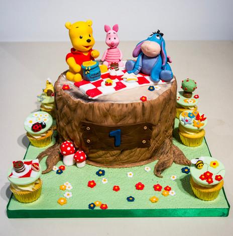 Bespoke birthday cake.