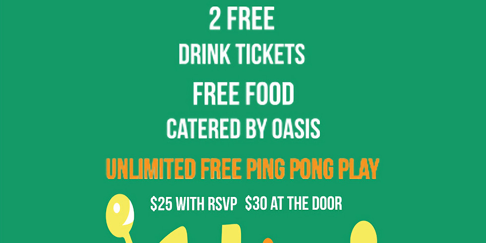 Ping Pong Pop Up