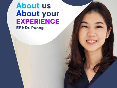 About us, about your experience: EP1