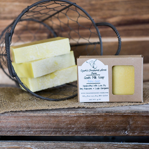 Baby Goat  - Goats Milk Soap