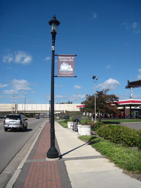 Division Avenue Streetscape Improvements