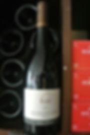 Bouteille de Muscadet Sèvre et Maine sur Lie Bourgogne Gourmet Gourmand