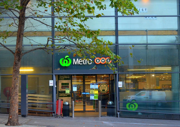 Woolworths Metro Southern Cross