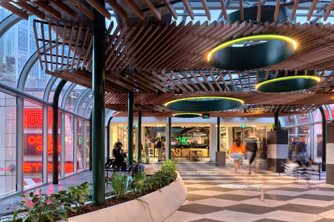 NOMINATED FOR MBV EXCELLENCE IN FITOUT AWARD