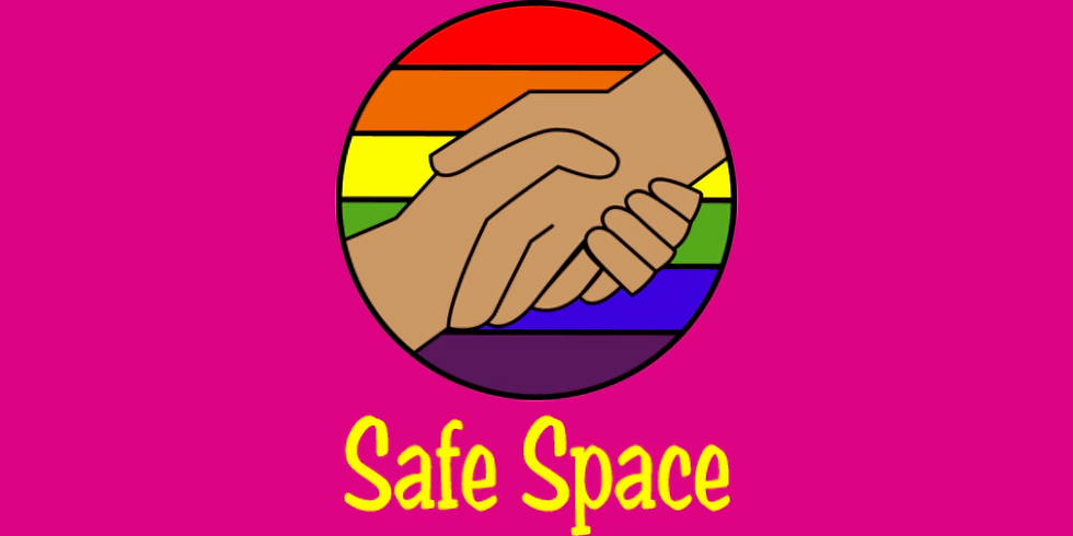 LGBTQ+ & Allies Youth Group