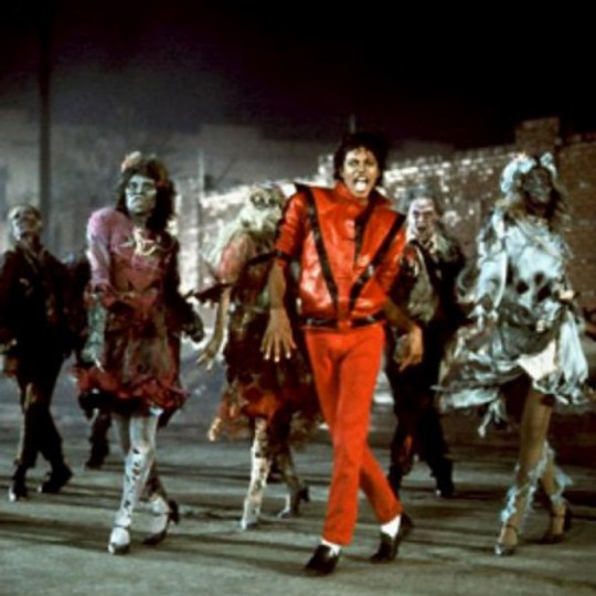 Thriller Mob Dance