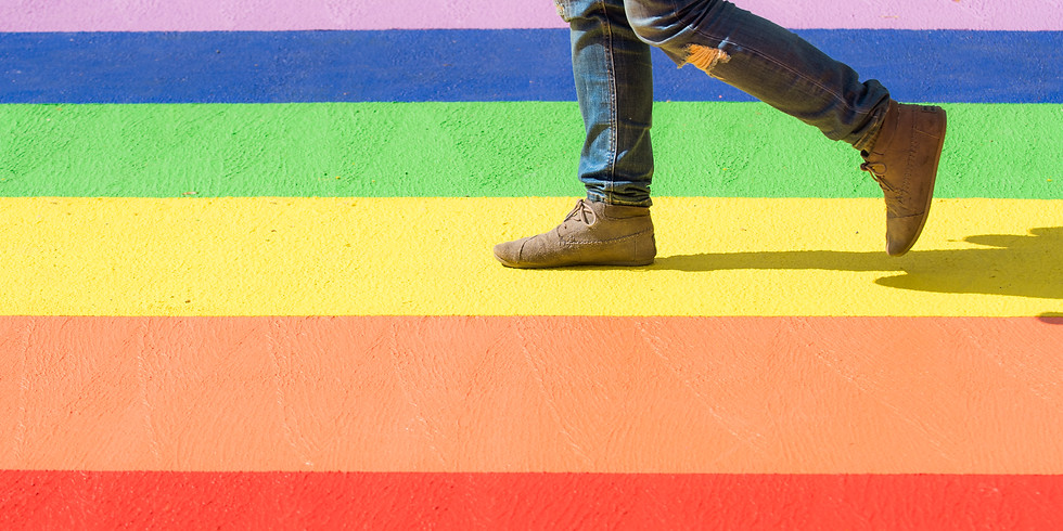 Please sign our petition to have a rainbow crosswalk installed in Redding.