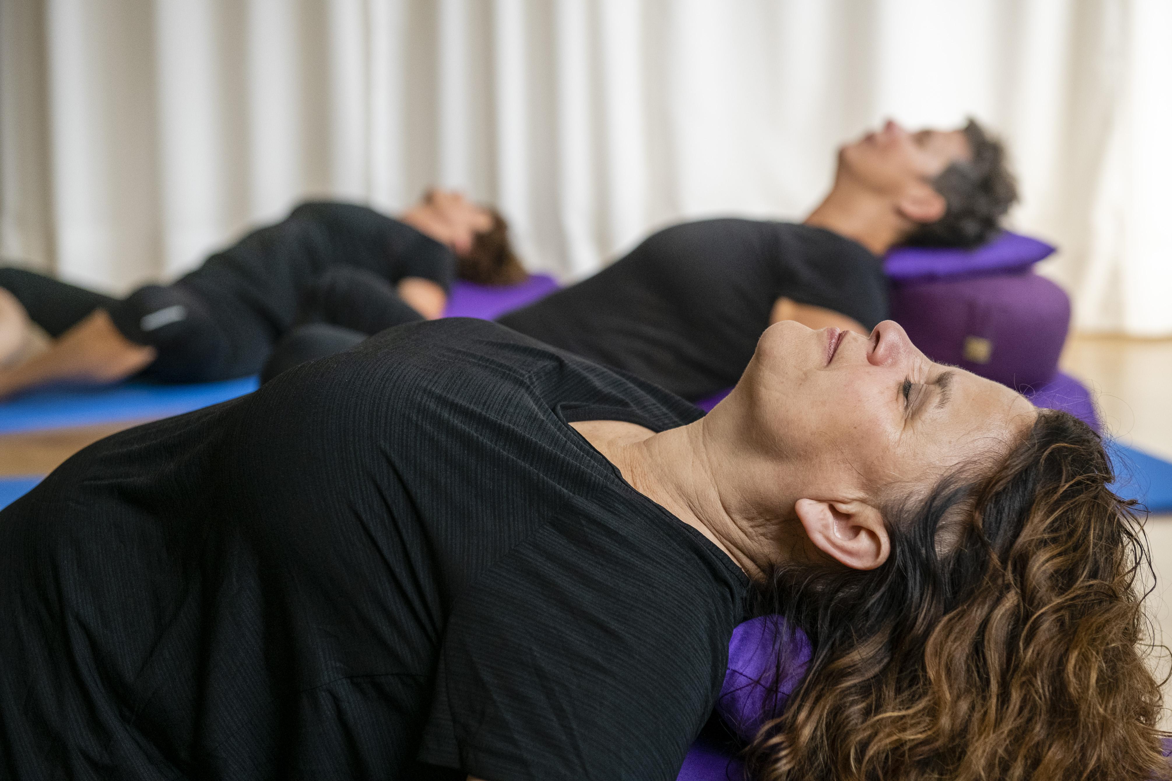 Yin Yoga Jouw Levensdans