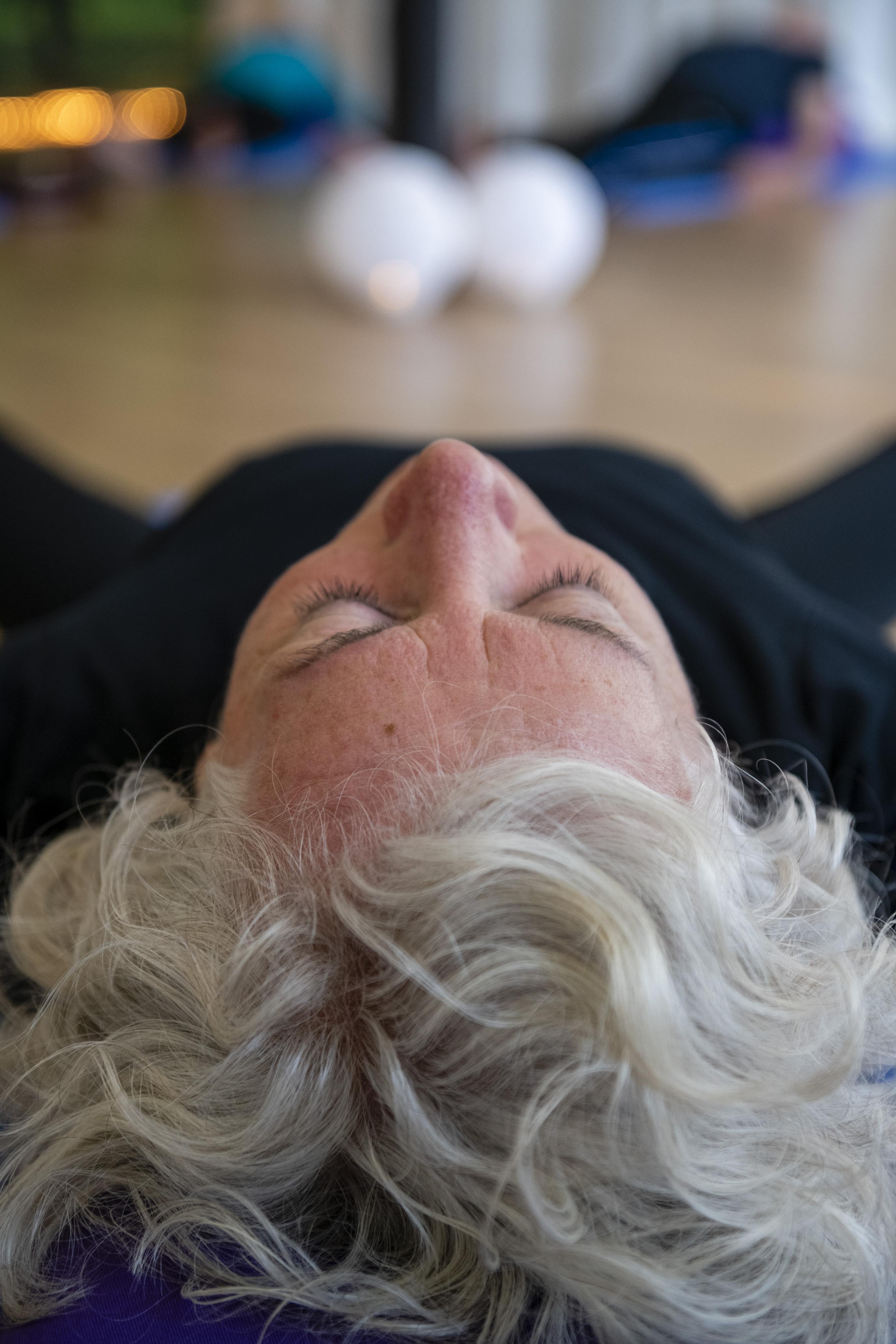Ontspanning Restorative Yoga