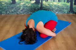 Child Pose Yin Yoga