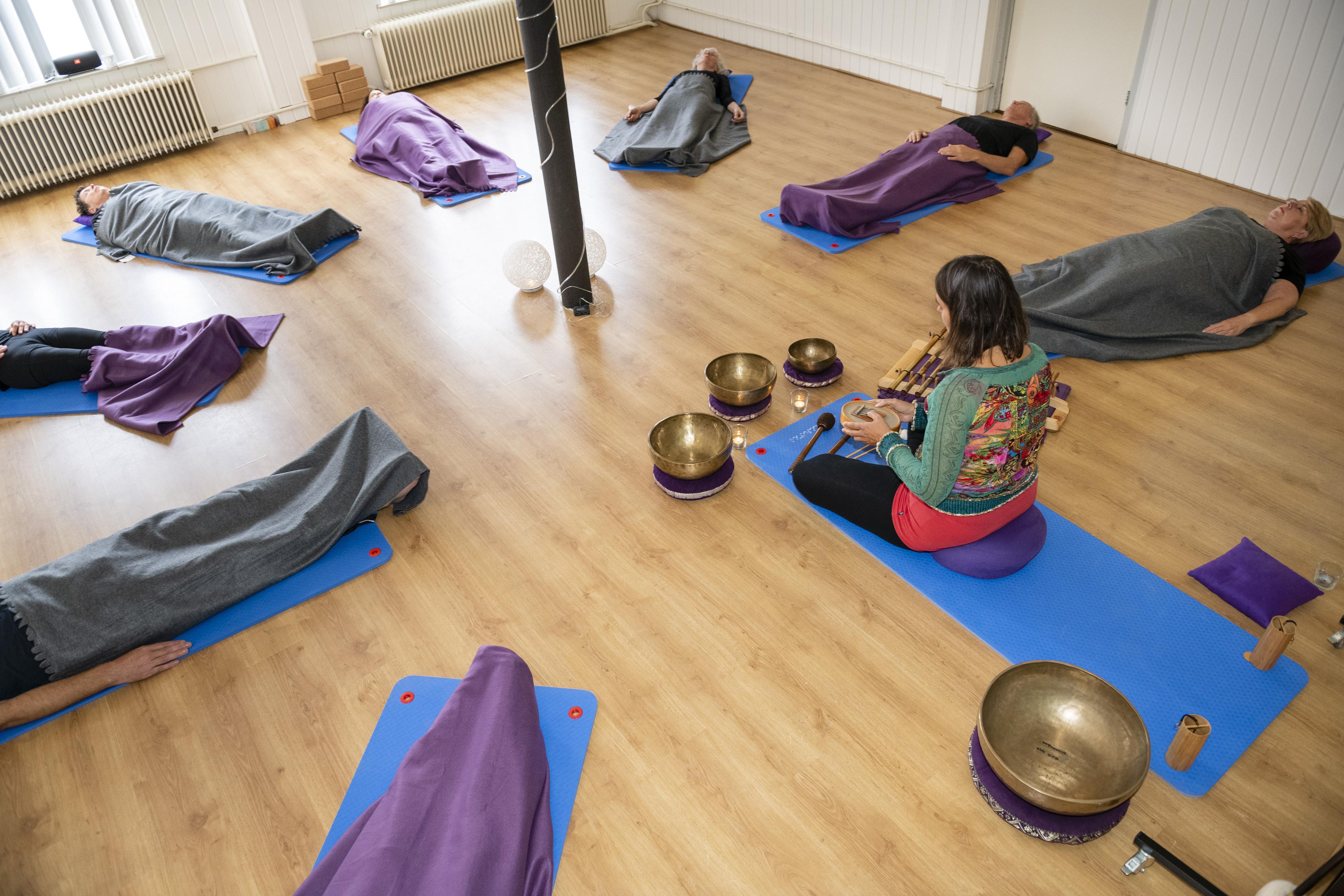 Eindontspanning Yin Yoga
