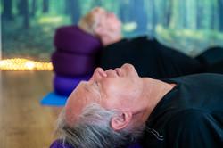 Yin Yoga Louw Levensdans