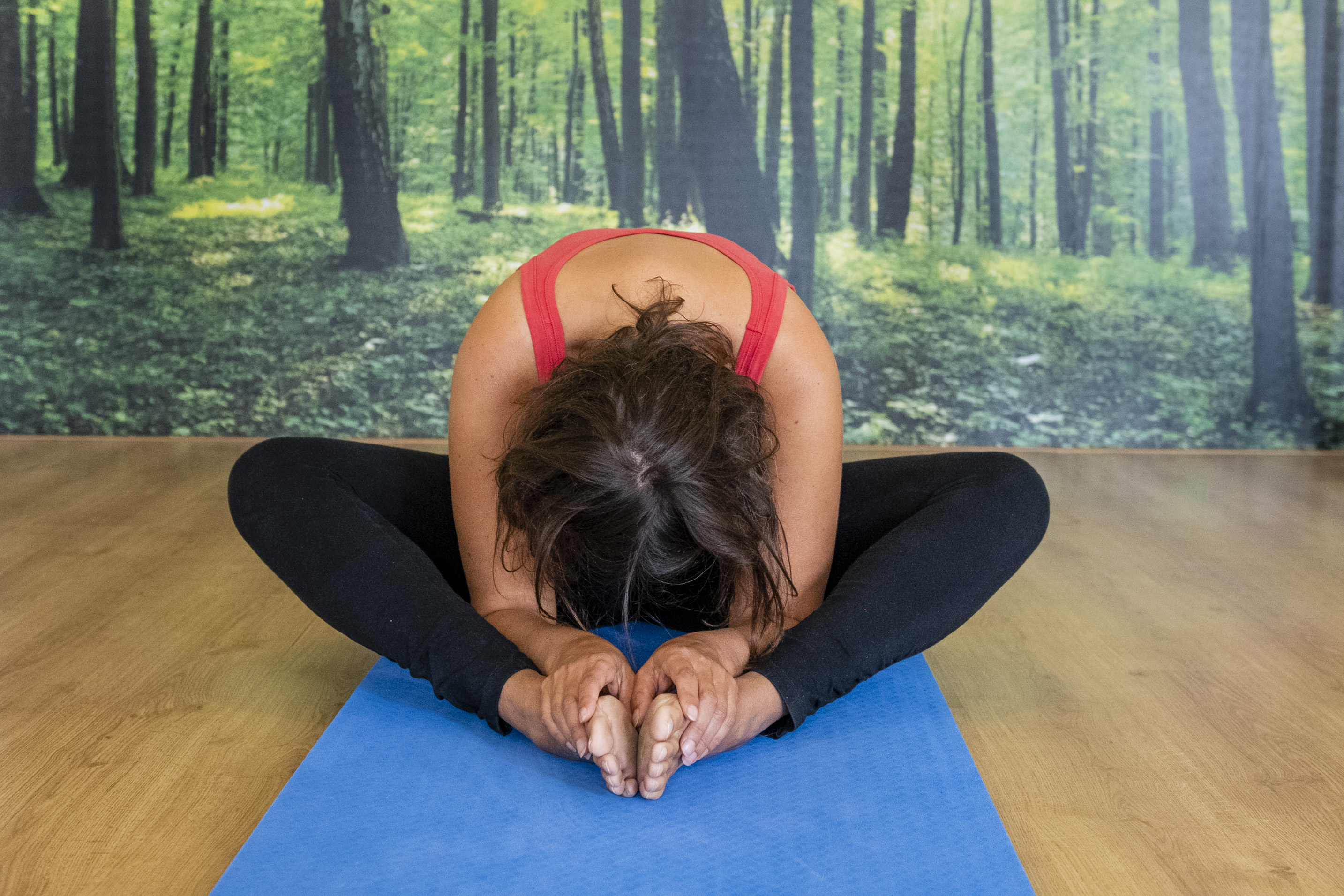 Butterfly Yin Yoga