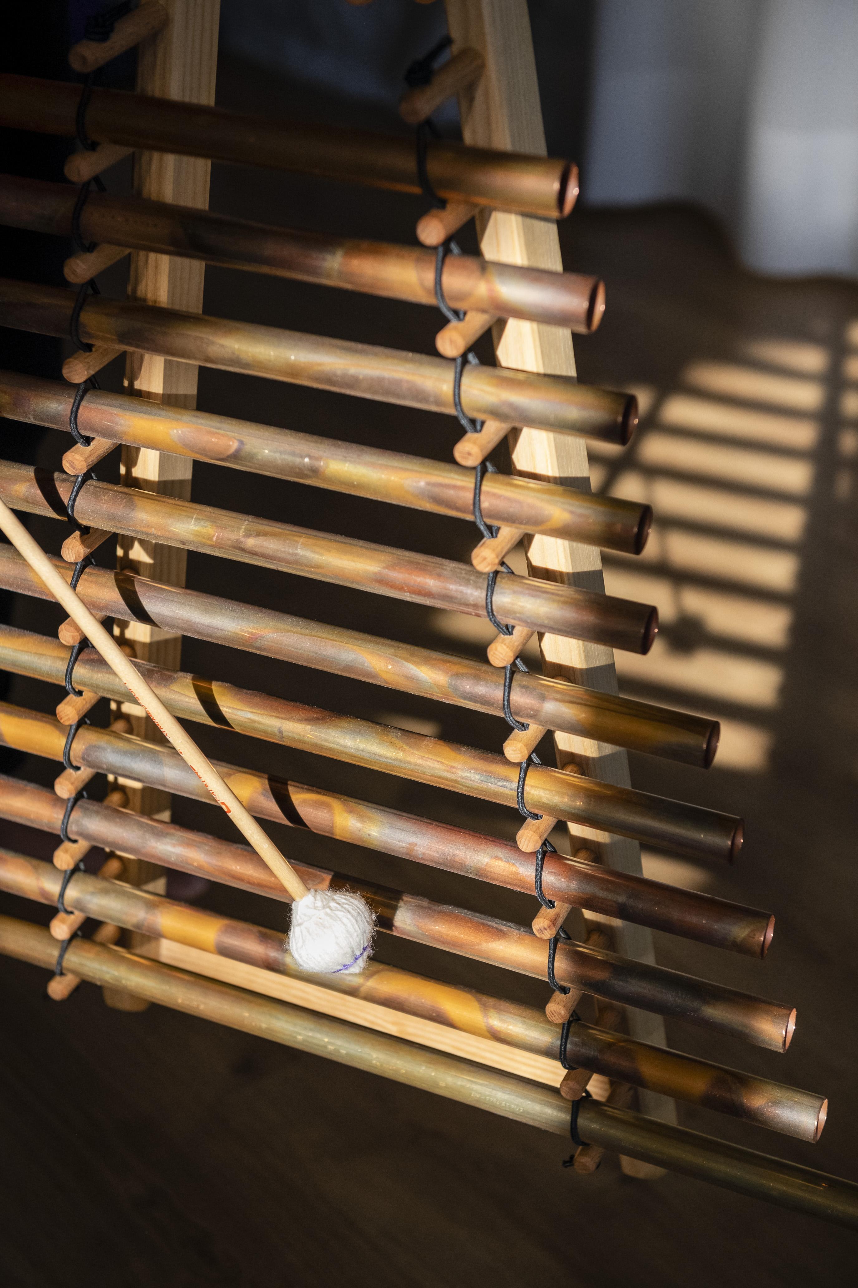 Klankbuizen Yin Yoga en Klank Jouw Leven