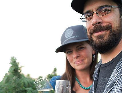 Cheers in greenhouseTransparent.jpg