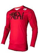 RIVAL BIOCHEMICAL JERSEY RED/WHITE