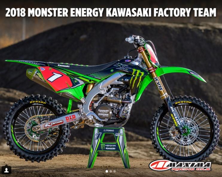 Kawasaki & Maxima