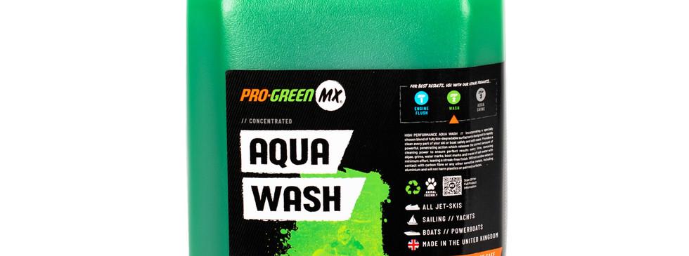 PRO GREEN MX AQUA WASH 5LTR CONCENTRATED