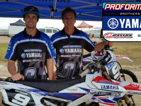 Yamaha Proformance Whitten Brothers Racing Team Update