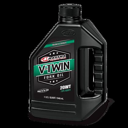 Maxima V-Twin Fork Oil