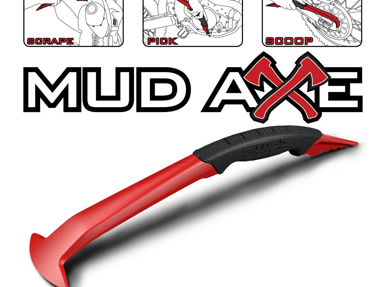 PRO GREEN MX MUD AXE
