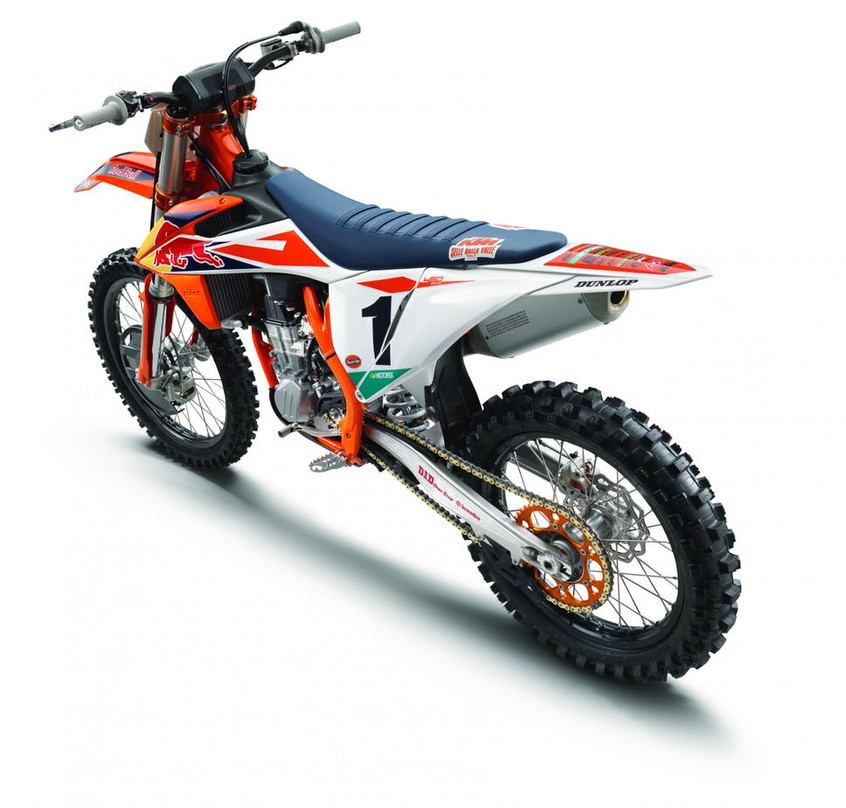 NEW KTM 450 2