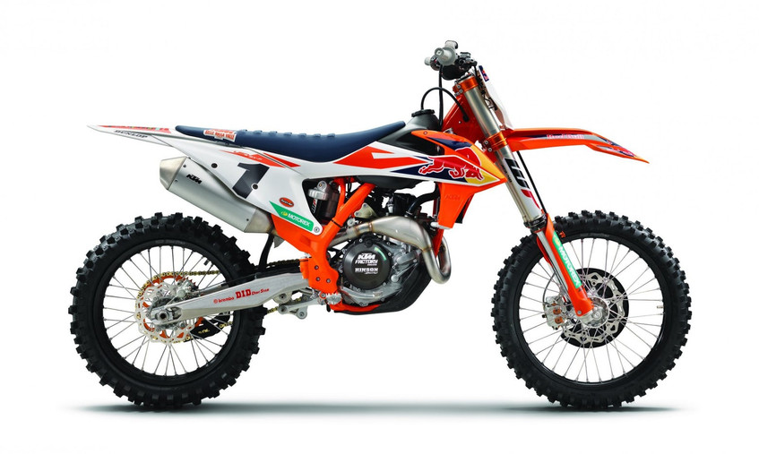 NEW KTM 450