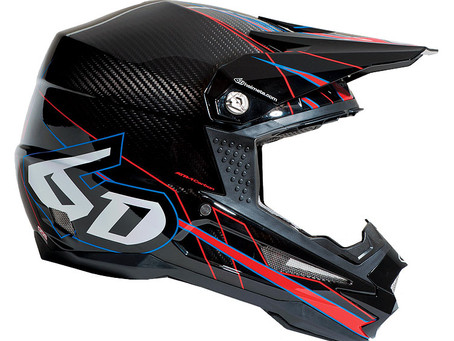 THE NEW 6D ATR-1 CARBON MX HELMET'S HAVE ARRIVED