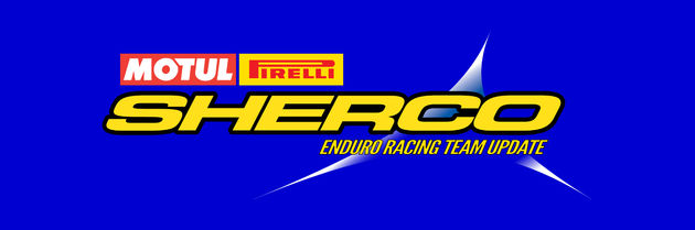 SHERCO FACTORY TEAM RIDES WITH JT RACING   Motorcycle