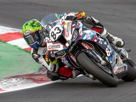 Maxima Racing Oils BMW Motorrad Australia Superbike team