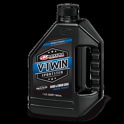 Maxima V-Twin Trans/Geal Oil