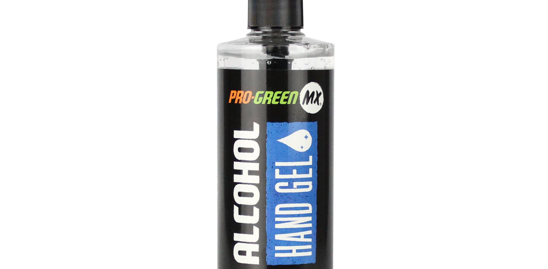PRO GREEN MX ALCOHOL HAND GEL