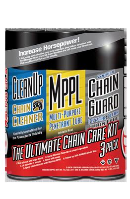 Maxima Chain Guard Combo Kit